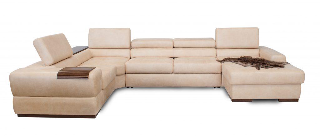 Модульный угловой диван Ньютон